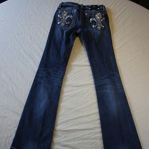 Miss Me Girls Jeans Size 14